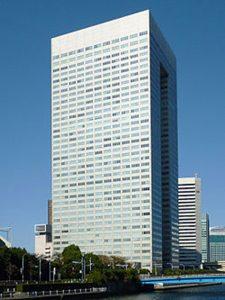 دفتر مرکزی شرکت توشیبا
