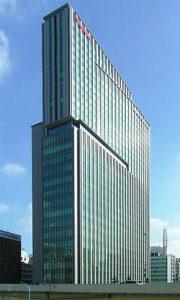 دفتر مرکزی شرکت ریکو