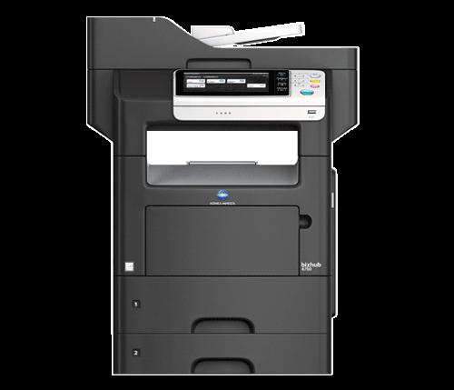 دستگاه فتوکپی کونیکا مینولتا مدل bizhub 4750 comapct multifunction printer