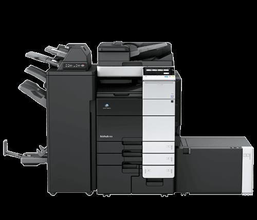 دستگاه فتوکپی کونیکا مینولتا مدل bizhub 958 black and white nultifunction printer