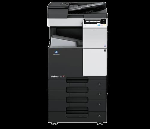 دستگاه فتوکپی کونیکا مینولتا مدلbizhub c227 multifunction color printer