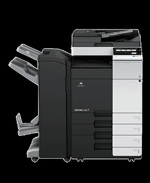 دستگاه فتوکپی کونیکا مینولتا مدل bizhub c368 multifunction printer