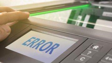 کد ریست دستگاه کپی و راه اندازی مجدد دستگاه جهت رفع ایراد و خطا